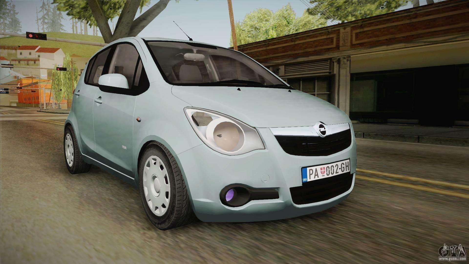2020 Opel Agila Wallpaper in 2020 | Vauxhall viva, Opel ...