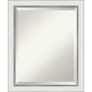 Antique White Narrow Wall Mirror Mirror Wall White Wall Mirrors
