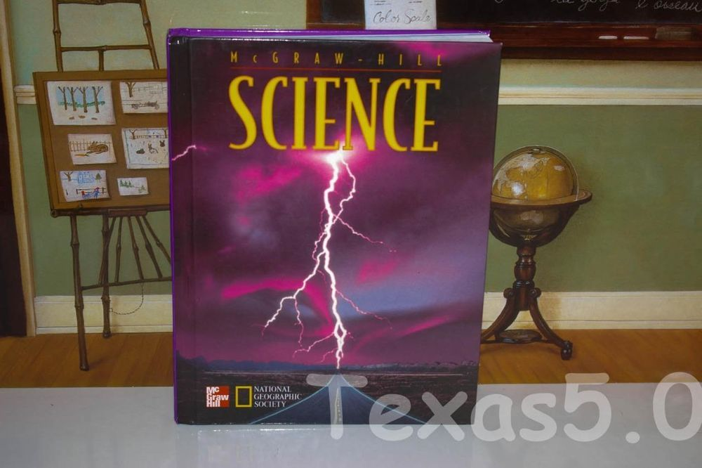 McGraw-Hill 5th Grade Science Student Textbook