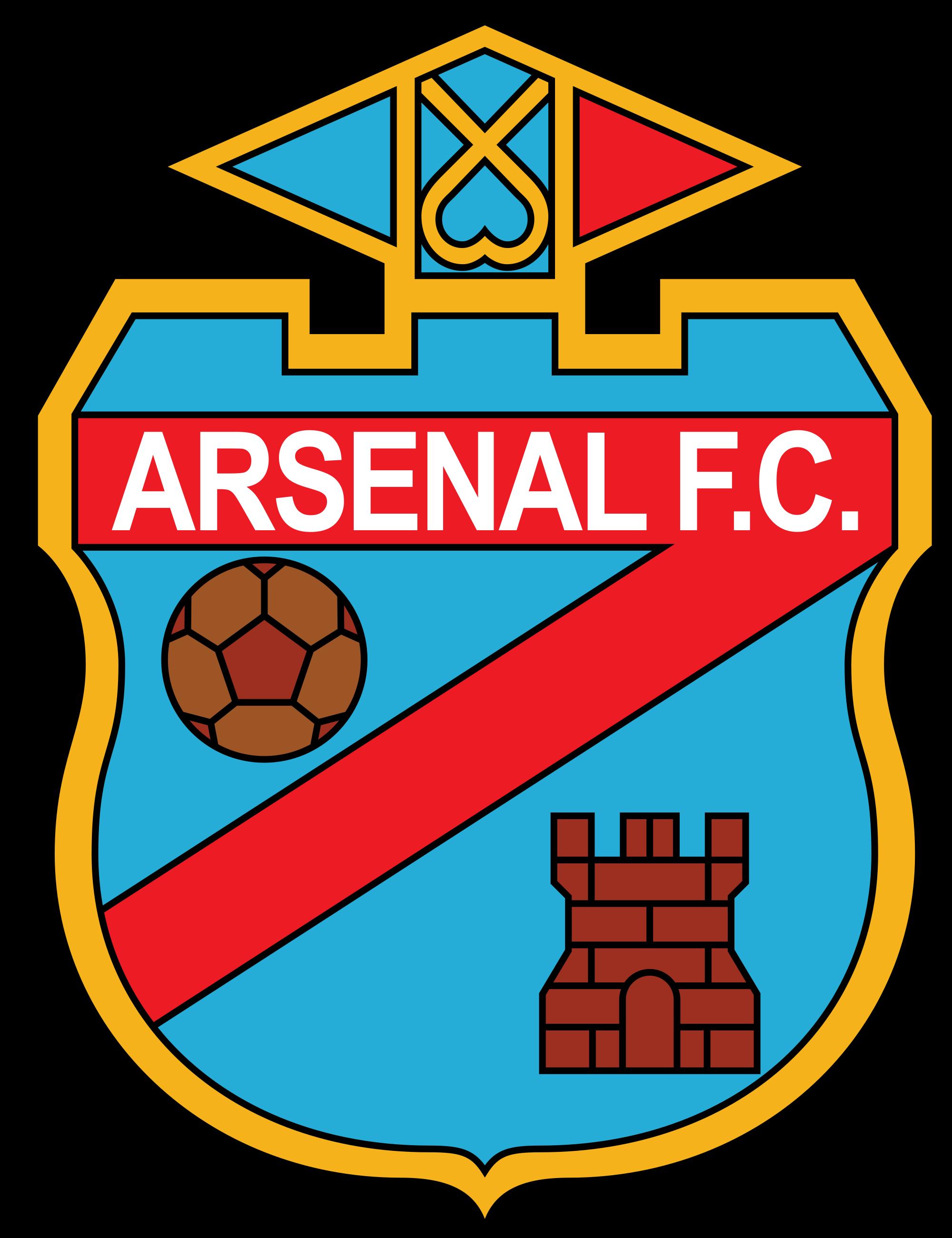 Arsenal de Sarandí | Futebol, Escudos de futebol