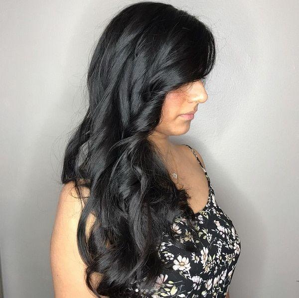 12+ seta para Baixo Penteados para Cabelos Longos - http://bompenteados.com/2017/09/11/12-seta-para-baixo-penteados-para-cabelos-longos.html
