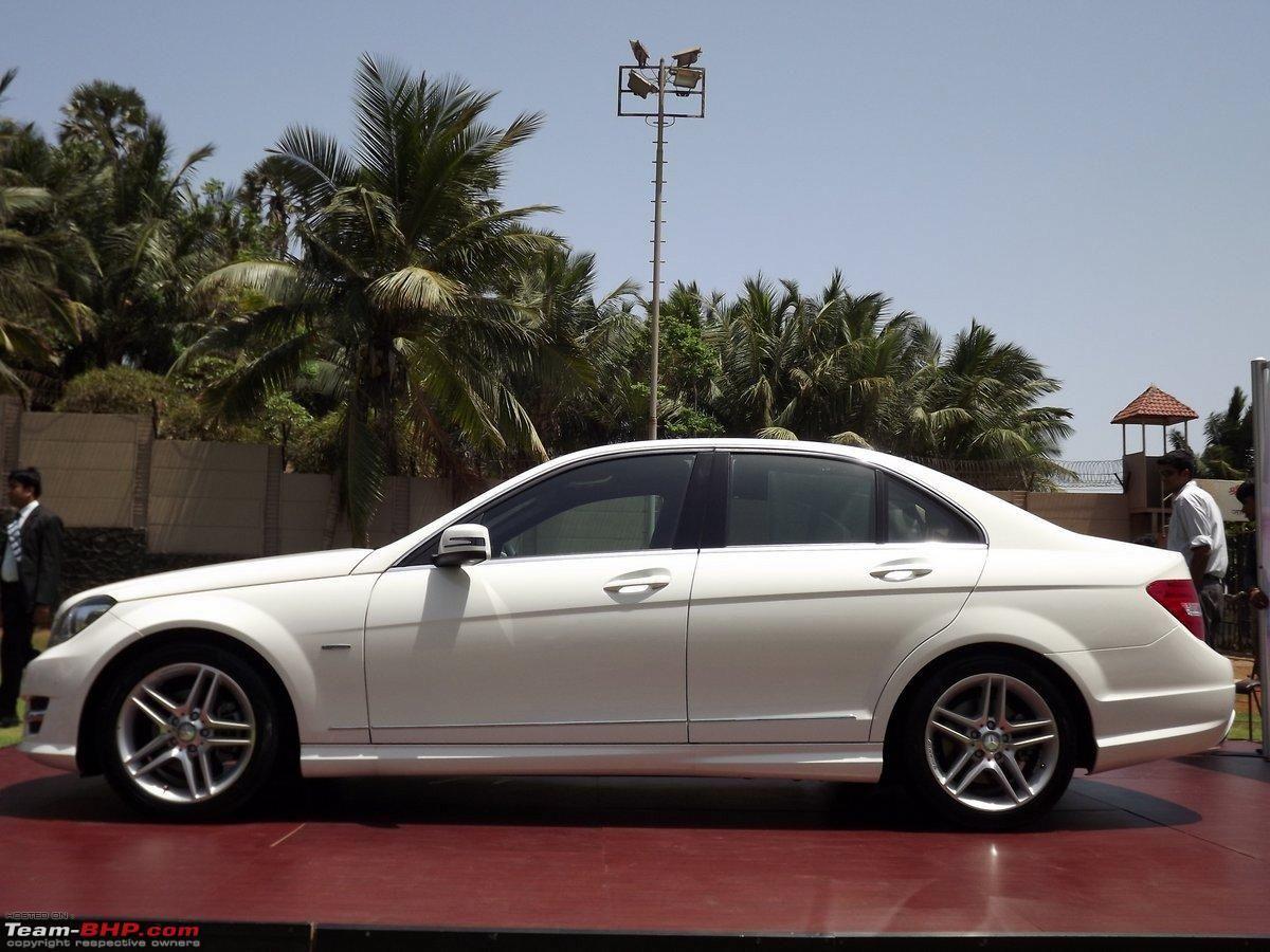 2012 Mercedes C250  Mercedes CClass AMG Edition C250 CDI EDIT