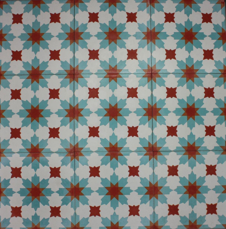 NC224217 Encaustic Tiles Brisbane | Encaustic tile, Tiles ...