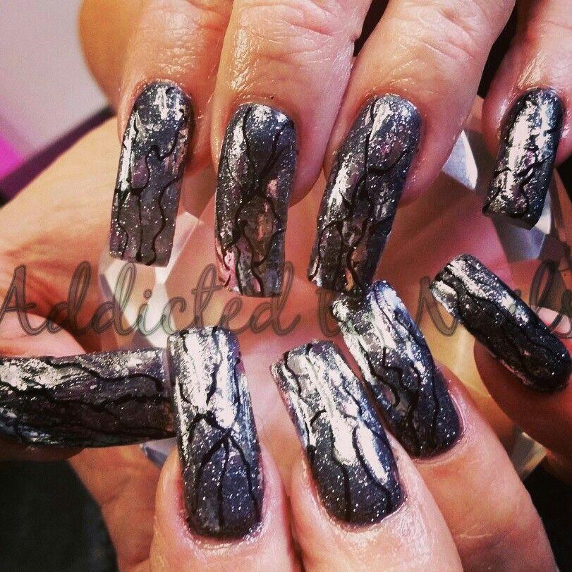Custom Nail art design at Addicted to Nails Tempe, AZ #INMnails ...