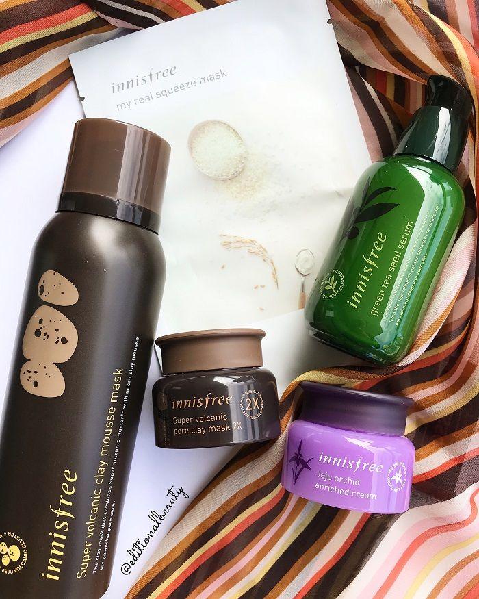 Innisfree Most Wanted Kit Review Innisfree Innisfree Skincare Skin Care Essentials