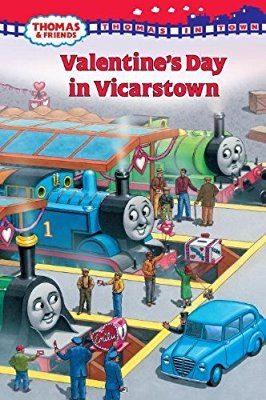 Valentine's Day in Vicarstown (Thomas & Friends (Hardcover))