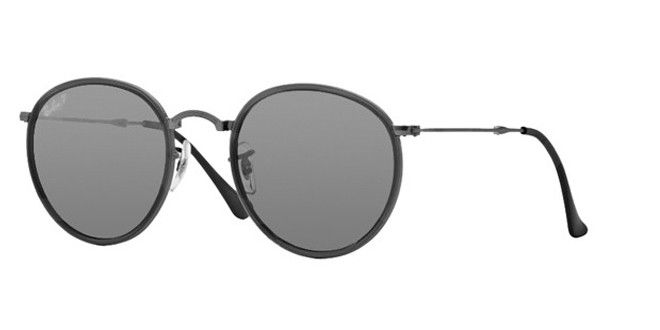 5973287bcb Buy Ray-Ban Round Rb 3517 Folding Sunglasses online