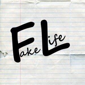 Monastic silence: Fake Life!