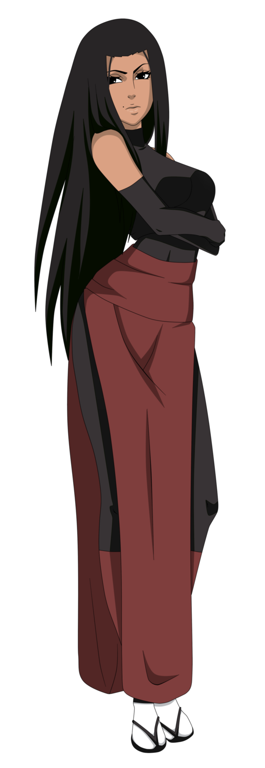 Fullbody Hitaomi Senju By Ohikosenju Anime Naruto Oc Characters Anime Naruto