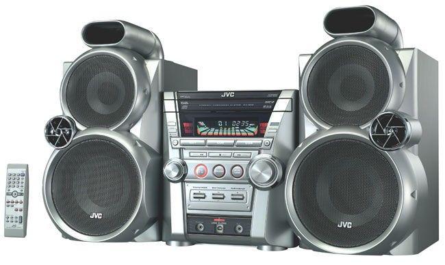 jvc mx gc5 mini hi fi in 2019 audio system audio. Black Bedroom Furniture Sets. Home Design Ideas