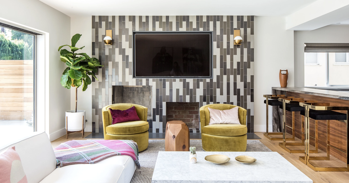 11 Best Accent Wall Design Ideas How To Make An Accent Wall Interior In 2020 Wallpaper Living Room Accent Wall Accent Walls In Living Room Blue Wallpaper Living Room #wallpaper #living #room #accent #wall