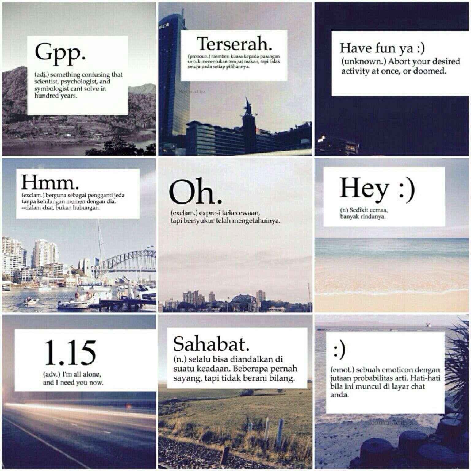 Kompilasi Kamus Slebor Kutipan Lucu Kutipan Hidup Fakta Lucu