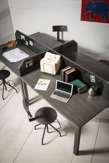 MultiPerson Desk Who Said That Office Furniture Must Be Made In - 16 person conference table