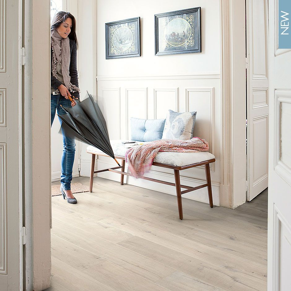 QuickStep Impressive Ultra Soft Oak Light flooring