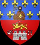 Blason ville fr Saint-Émilion (Gironde).svgサンテミリオン
