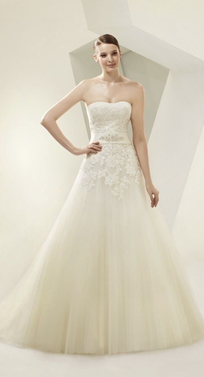 Wedding dress runaway bride  Enzoani is Off to a Golden Start with Their  Collection