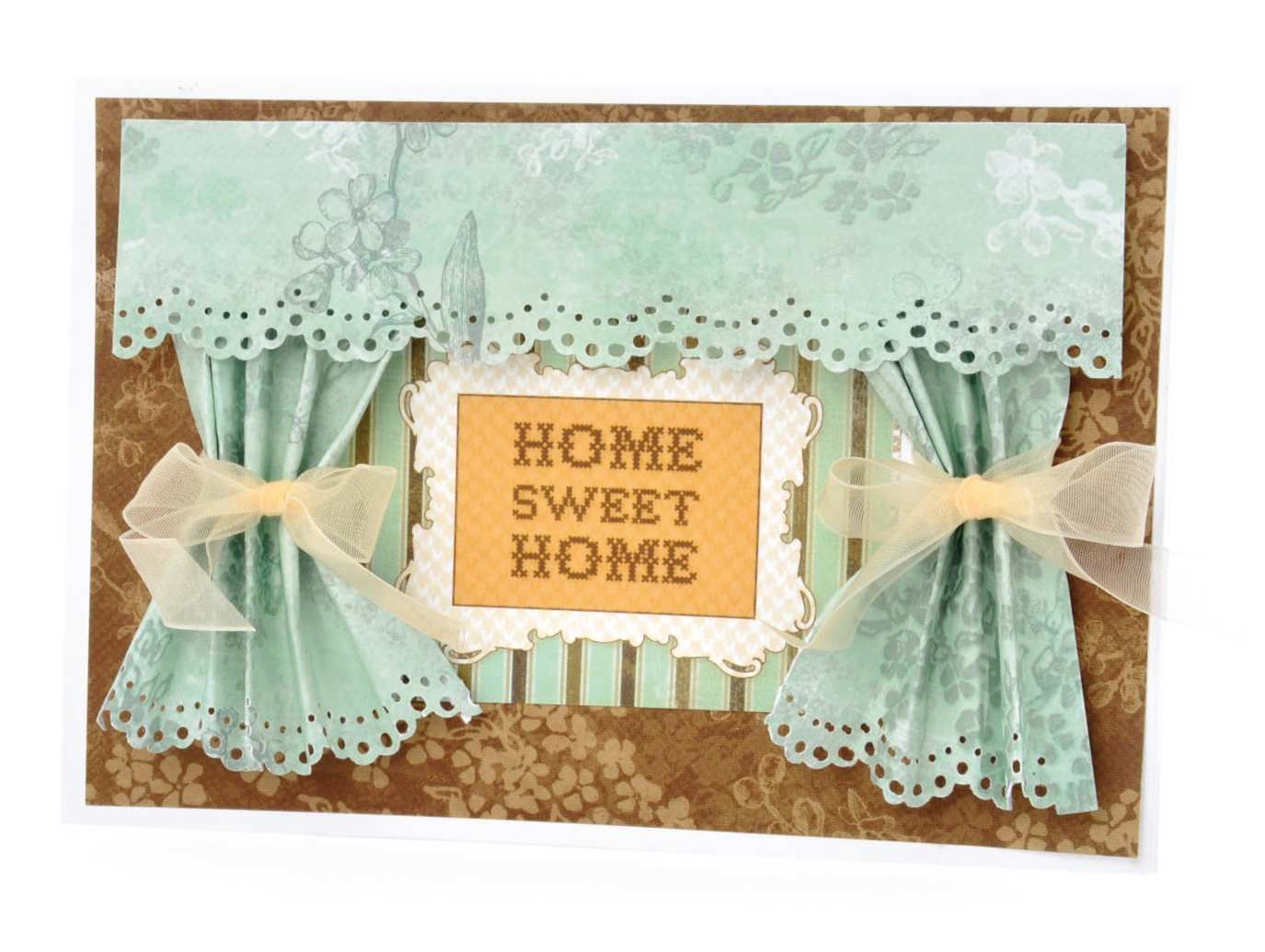 Sweet Homemade Card For A New Home Owner Homemade Pinterest
