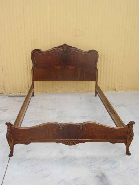 American Antique French Provincial Bed Antique Bedroom Furniture - American Antique French Provincial Bed Antique Bedroom Furniture