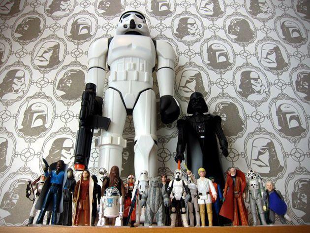 Dark Side Imperial Forces Wallpaper
