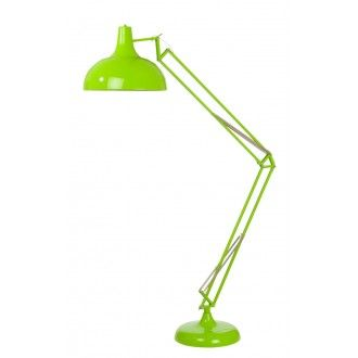 Beautiful Hotel Chic | Muno Giant Floor Lamp Green
