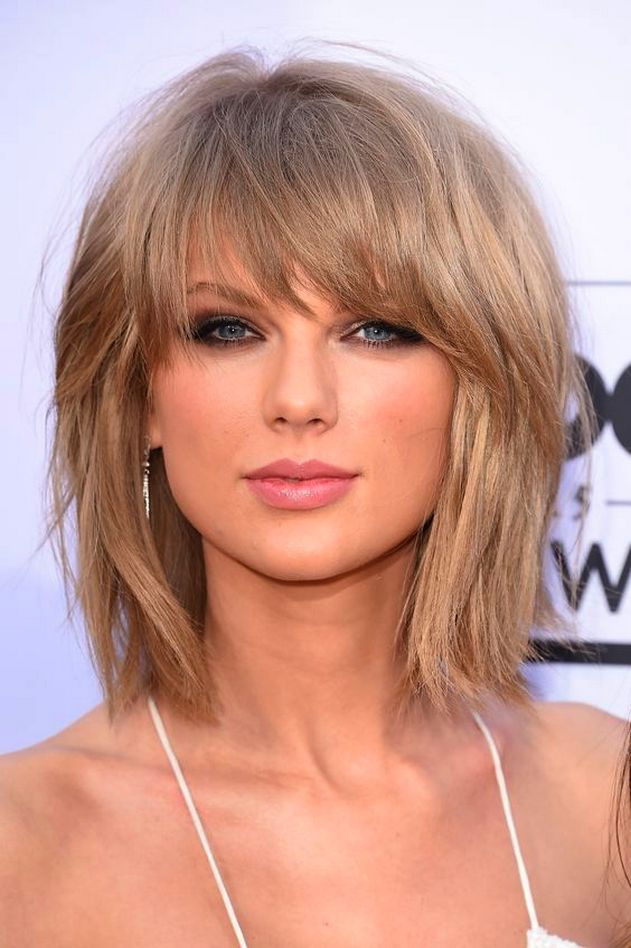 Hairstyles That Make You Look Younger Pleasing Medium Hairstyles To Make You Look Younger  Taylor Swift Swift And