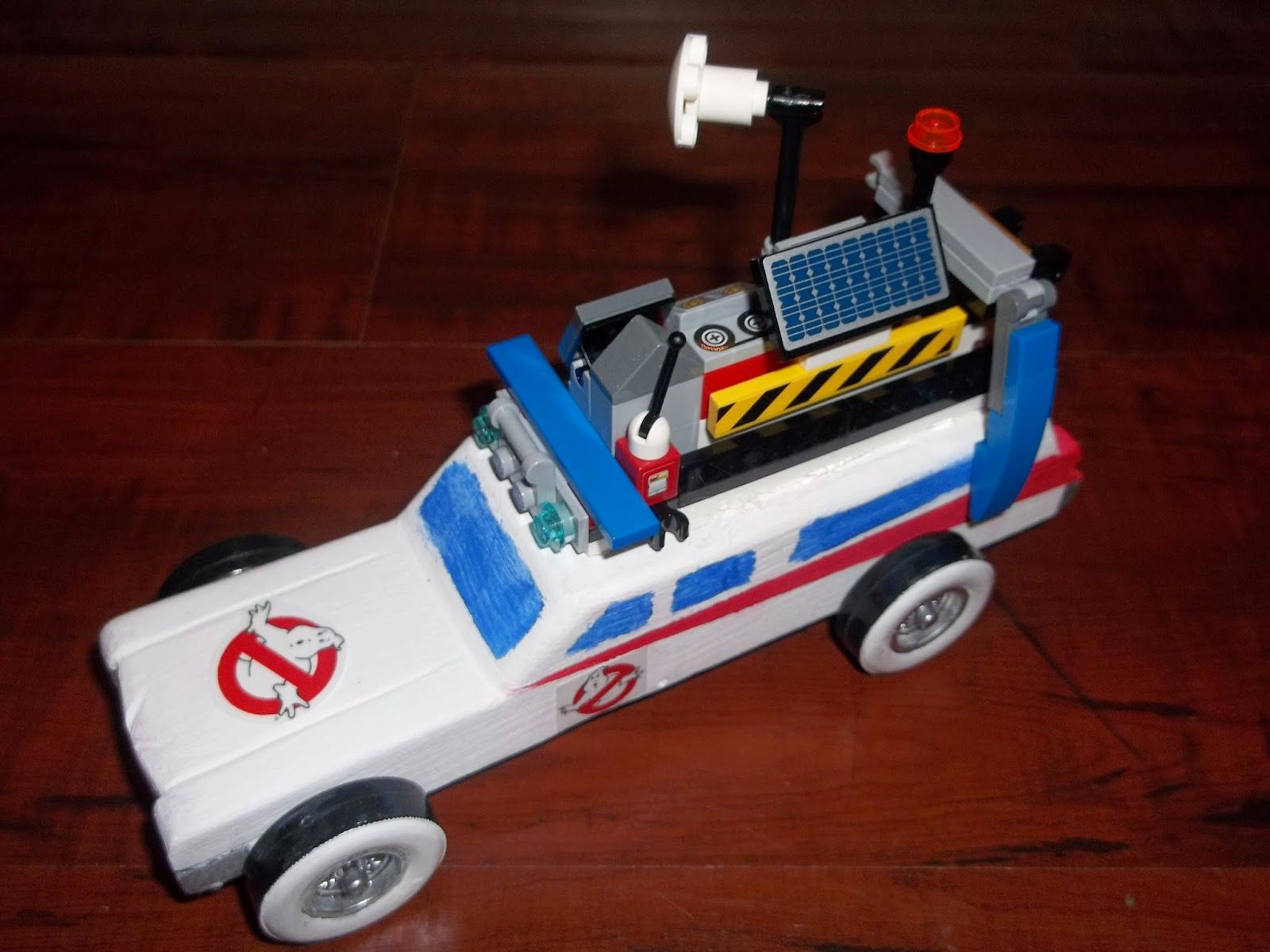 Ghostbusters toys car  Aiden Burks aidenburks on Pinterest