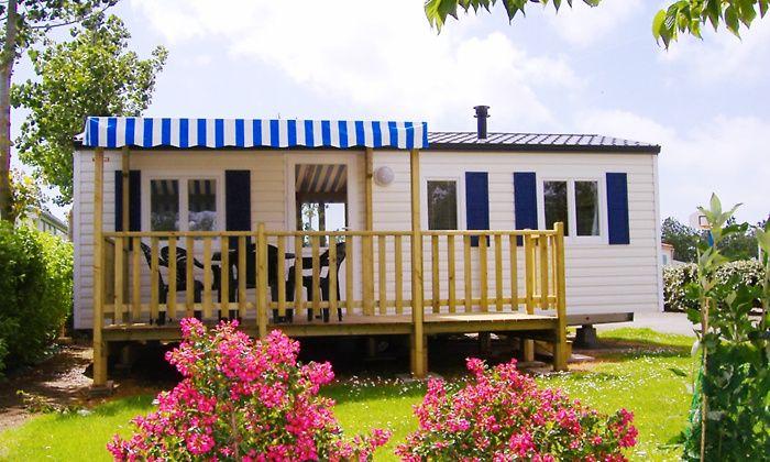 Vendee 4 Une Semaine En Mobil Home Pour 4 A 7 Personnes Au Camping L Atlantique Des 129 Camping Pataugeoire Mobil Home