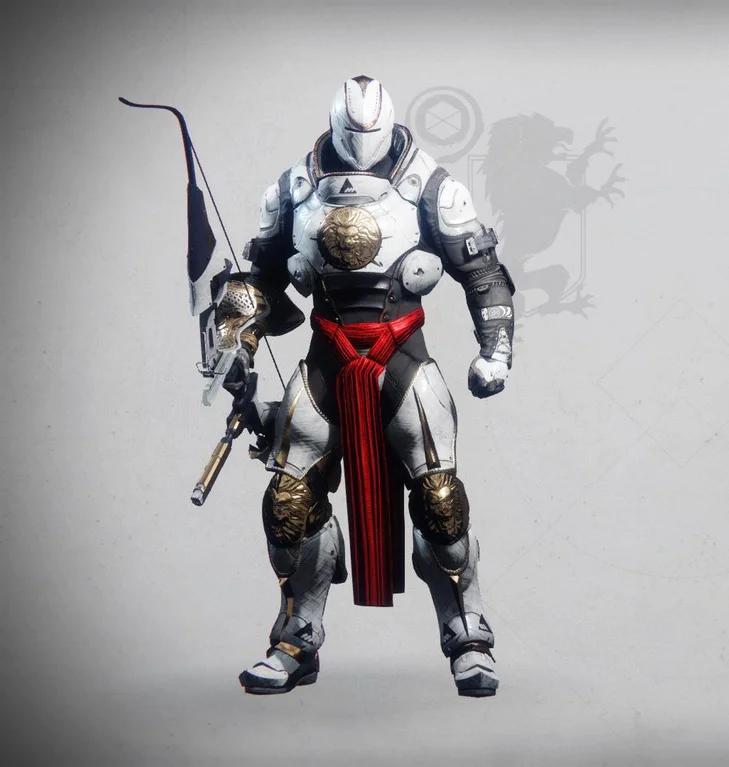 Lion Of Sol Destinyfashion Destiny Comic Destiny Game Destiny Titan Armor