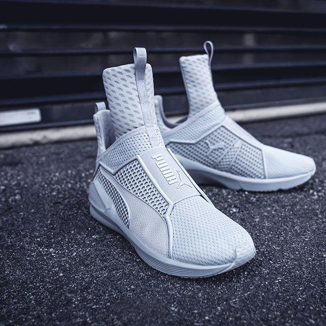 promo code ba231 0321a RIHANNA × PUMA Fenty Trainers | what I would wear | Shoes ...