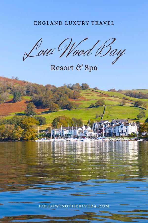 Low Wood Bay Resort & Spa - a boutique hotel in the Lake District