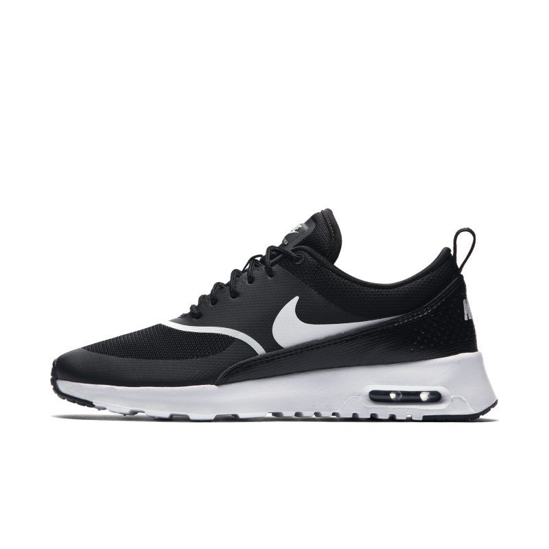 Nike Air Max Thea Women S Shoe Black With Images Air Max Thea Nike Shoes Air Max Nike Air Max