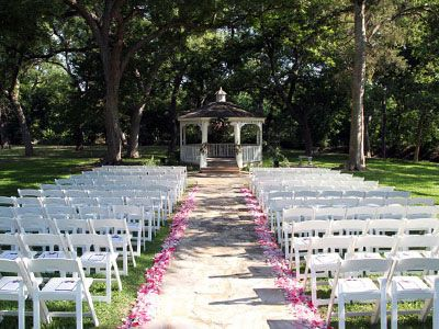 Cau On The Creek Round Rock Texas Wedding Venues 2