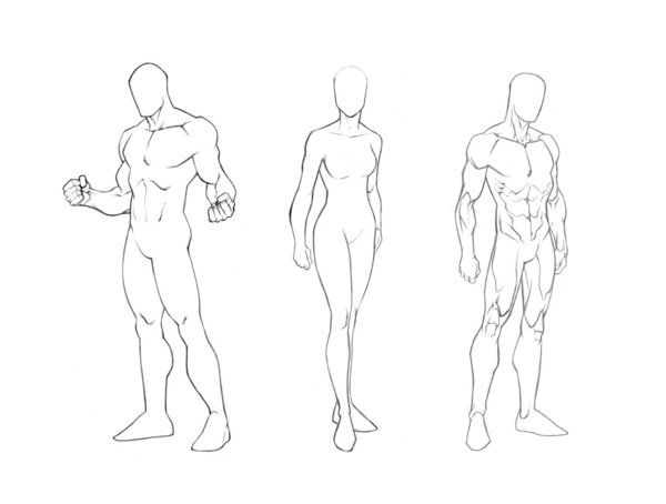 Figure Study By Robertatkins On Deviantart Body Drawing Drawings Concept Art Characters