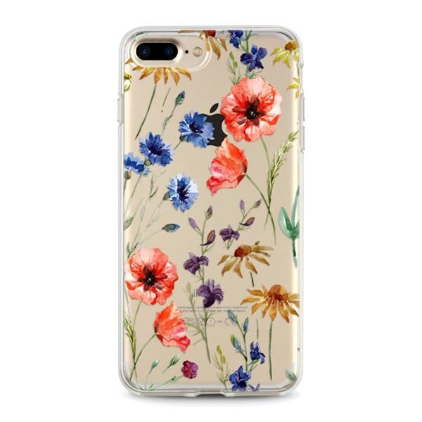 Beautiful Vintage Style Spring Flower Iphone 7 Plus Case On Amazon