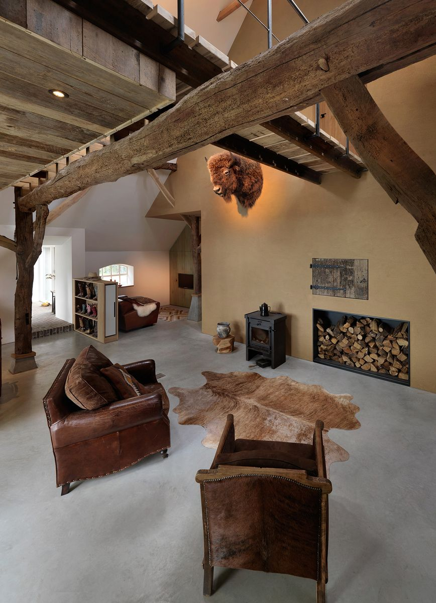 Renovatie monumentale boerderij | Pinterest | Wooden furniture