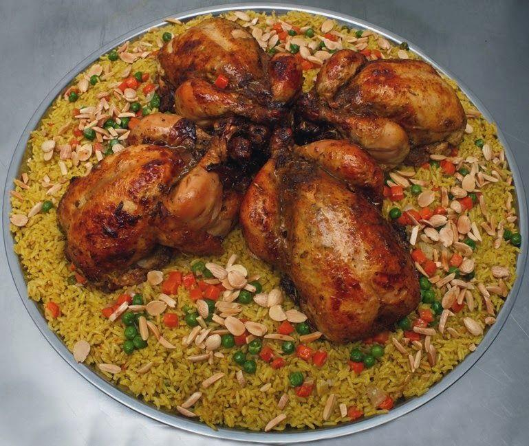 عالم الطبخ والجمال طريقة عمل أوزي الدجاج Middle Eastern Recipes Lebanese Recipes Recipes