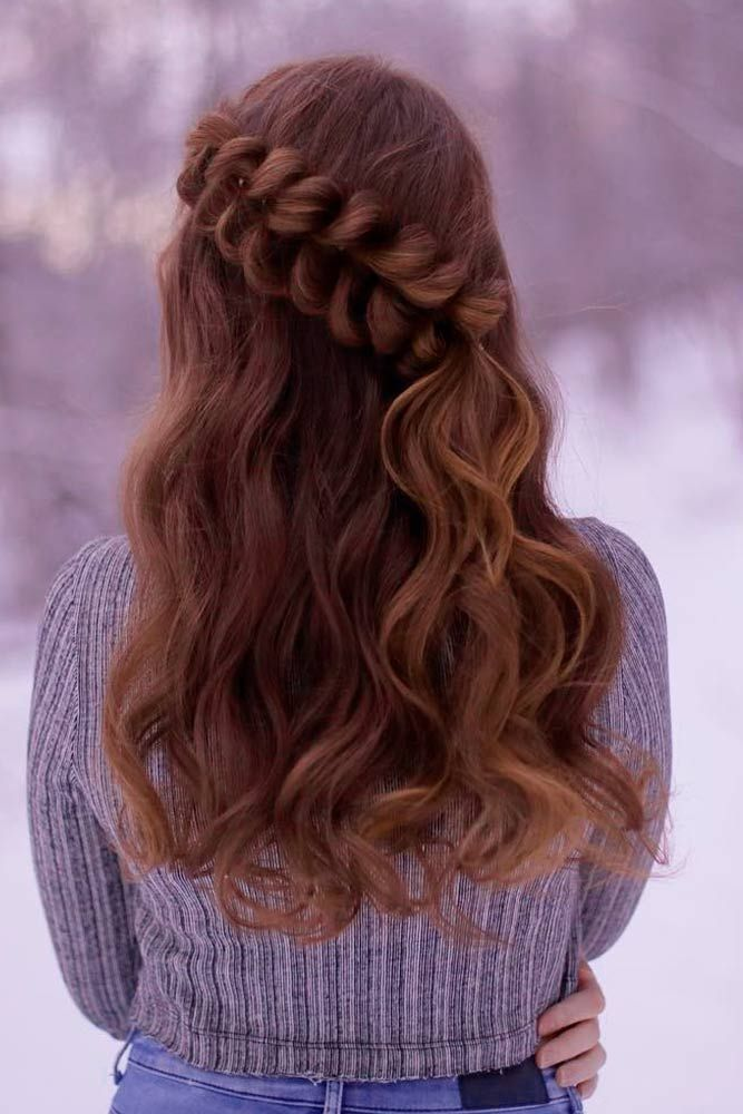 Party Hairstyles Unique 63 Amazing Braid Hairstyles For Party And Holidays  Braid