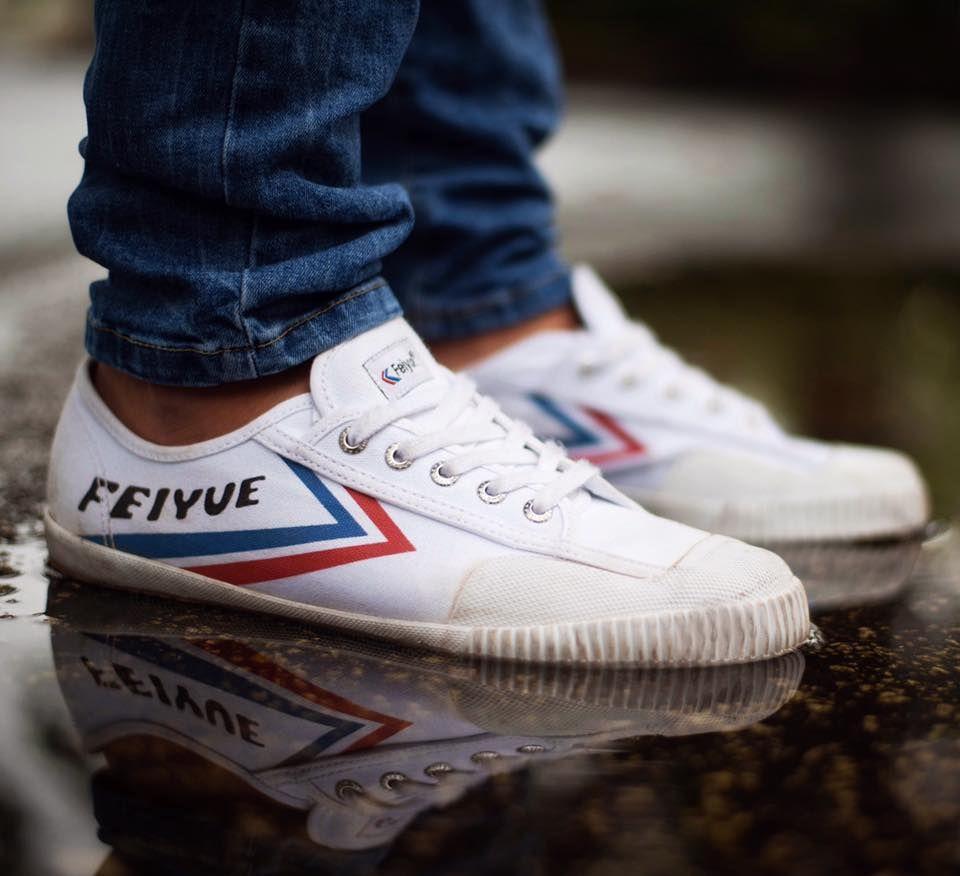 Reflection #feiyue | Sneakers fashion