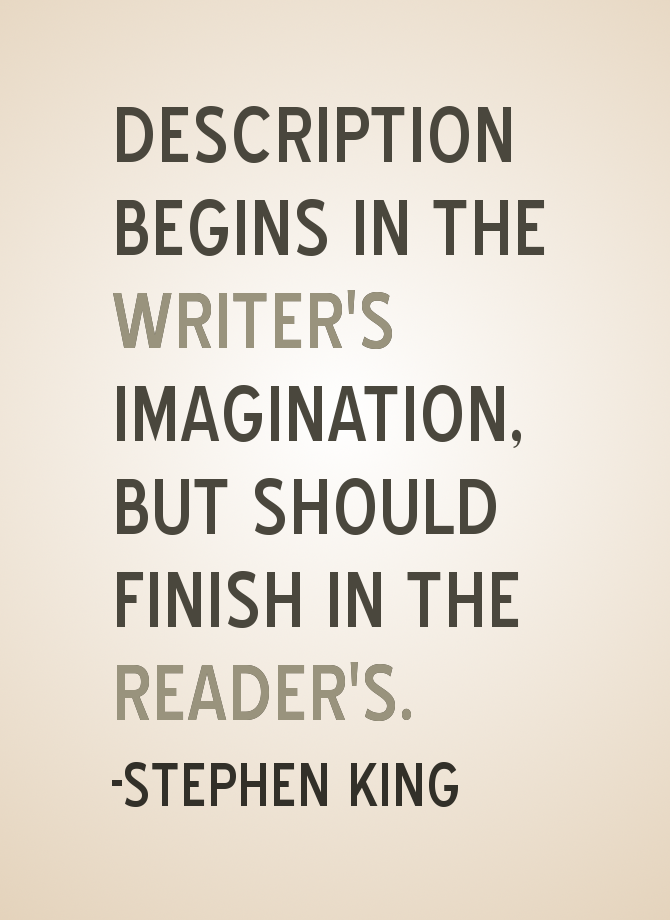 Image result for stephen king quotes about readers
