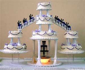 Bridge Cake Boss Wedding Cakes
