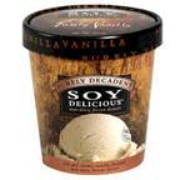 I'm learning all about Soy Delicious Non-Dairy Frozen Dessert at @Influenster!