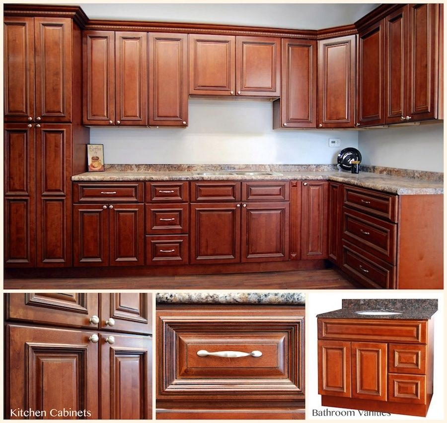Beautiful, Traditional Brandywine Cabinetry In A Rich Hand