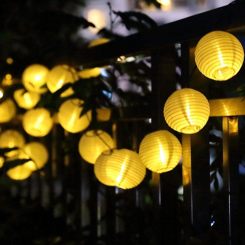 Led Lampions Für Den Garten Von Unseren Lieblingsdesignern Von Mini