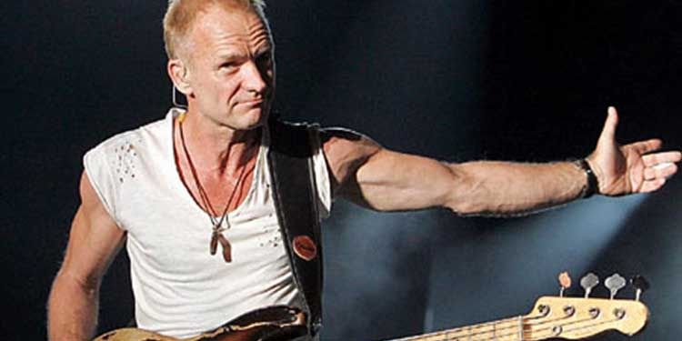 2 ottobre 1951: Nasce Sting, famoso contante pop