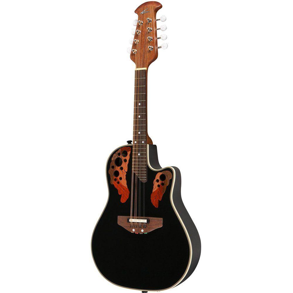 Buy ovation applause mae148 roundback acoustic electric mandolin buy ovation applause mae148 roundback acoustic electric mandolin black mae148 5 at zozomusic hexwebz Images