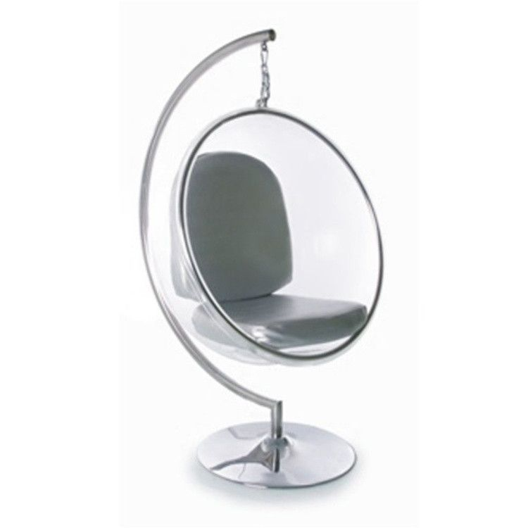 hanging chair stand only covers gold coast dimensions in inches 72h x 47w 26d finish stainless steel bubble the indoor is an easy way to setup your