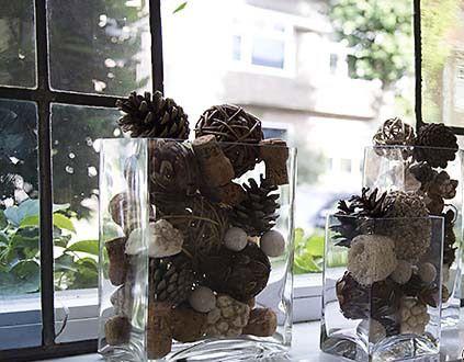 Fensterbank dekorieren weihnachten pinterest for Weihnachtsideen dekoration