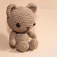 Anleitung Amigurumi Teddy häkeln Henry #amigurumimodelleri