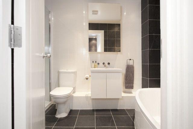 15+ Small White Beautiful Bathroom Remodel Ideas Small white