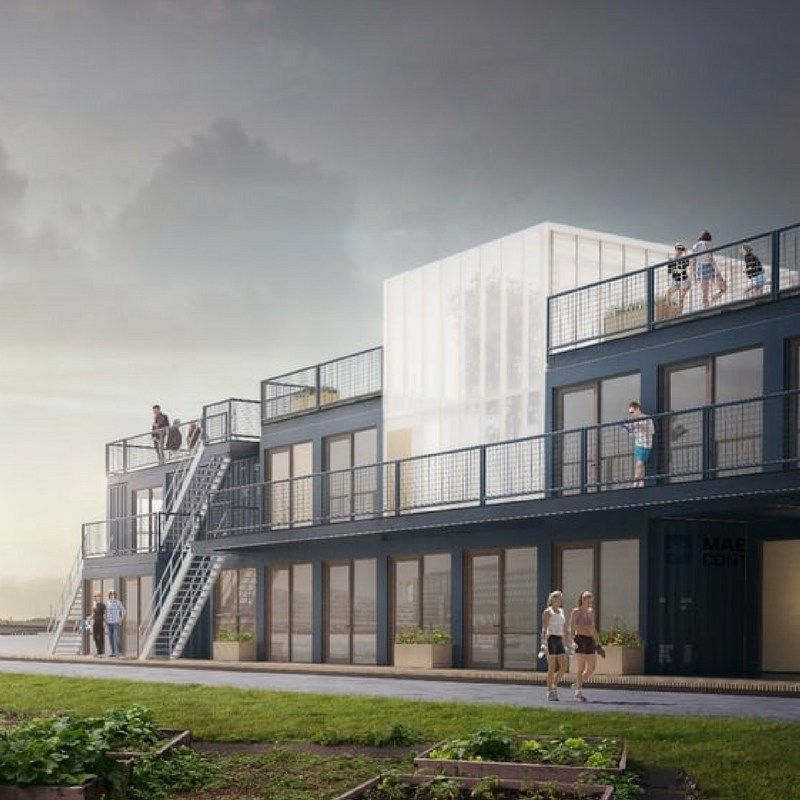 The CPH Village Project Is Taking Sustainable Student
